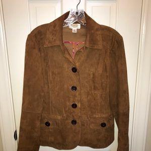 Talbot Women's Suede Jacket